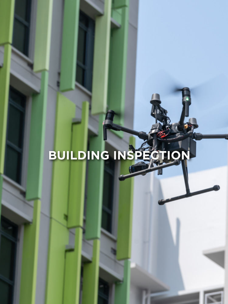 professional drone company in Singapore with latest drone technology